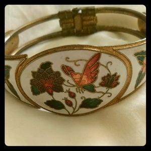 Vintage Butterfly Bracelet